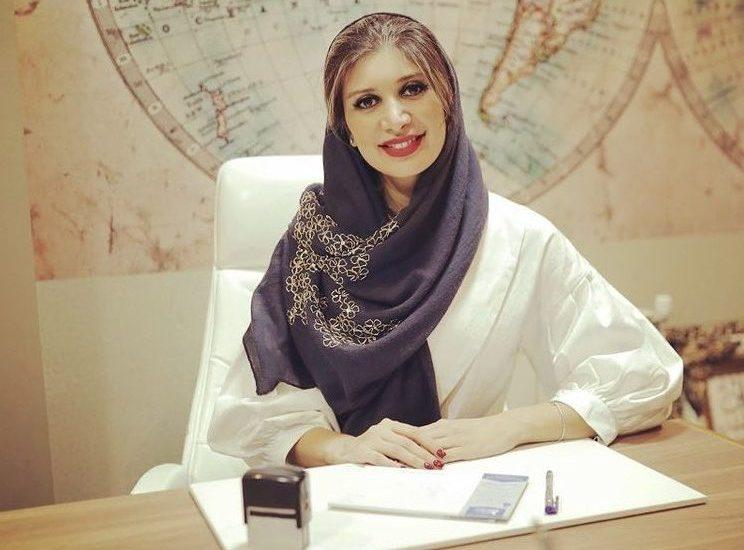 دکتر آنوش شفیعی متخصص پوست مو زیبایی و لیزر